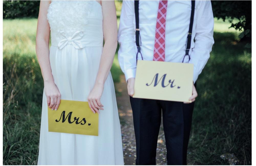 Die ultimative Hochzeitsplanung Checkliste