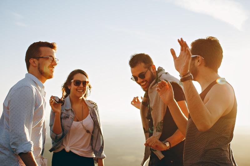 Was sind die gesundheitlichen Vorteile, sozial zu sein?